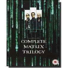 The Complete Matrix Trilogy [3Blu-ray]