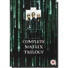 Complete Matrix Trilogy [3DVD]