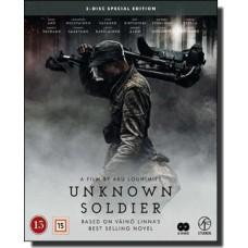 Tuntematon sotilas [2x Blu-ray]