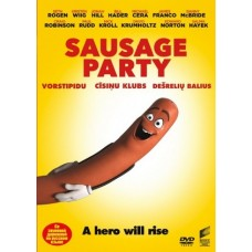 Vorstipidu / Sausage Party [DVD]