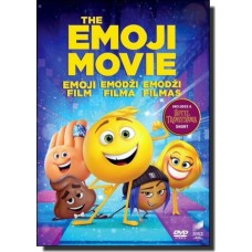 Emoji Film / The Emoji Movie [DVD]