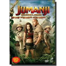 Jumanji: Tere tulemast džunglisse | Jumanji: Welcome to the Jungle [DVD]