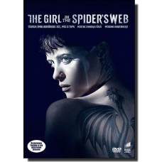 Tüdruk ämblikuvõrgus: See, mis ei tapa | The Girl in the Spider's Web [DVD]