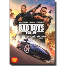 Pahad poisid kogu eluks | Bad Boys for Life [DVD]