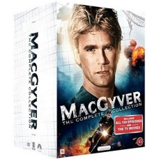MacGyver: The Complete Collection [39DVD]