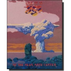 Like It Is - Yes At The Mesa Arts Center 2014 [Blu-ray]
