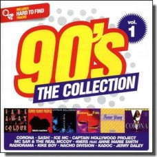 90's: The Collection, Vol.  1 [2CD]