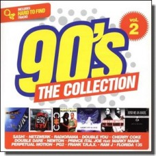 90's: The Collection, Vol.  2 [2CD]