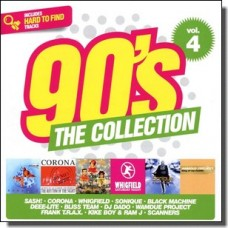90's: The Collection, Vol.  4 [2CD]
