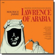 Lawrence Of Arabia - O.S.T. (Limited-Edition, Colored Vinyl) [LP]
