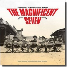 The Magnificent Seven (Limited-Edition, Colored Vinyl) [LP]