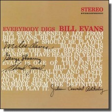Everybody Digs Bill Evans (Limited-Edition, Colored Vinyl) [LP]