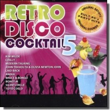 Retro Disco Cocktail 5 [CD]