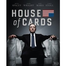 House of Cards: Season 1 [4Blu-ray]