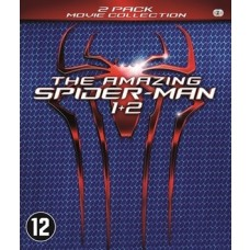 The Amazing Spider-Man 1+2 [2Blu-ray]