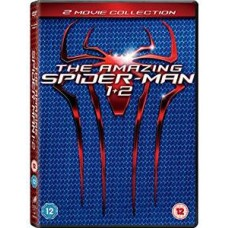 The Amazing Spider-Man 1+2 [2DVD]