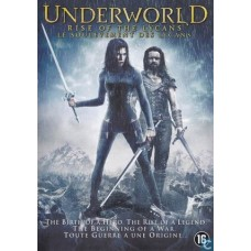 Underworld 3: Rise of the Lycans [DVD]