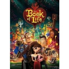 The Book of Life [DVD]