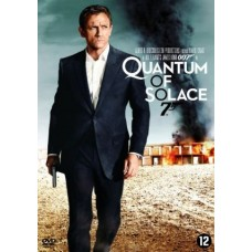 James Bond - Quantum of Solace [DVD]