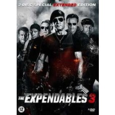 The Expendables 3 [Special Extended Edition] [2DVD]