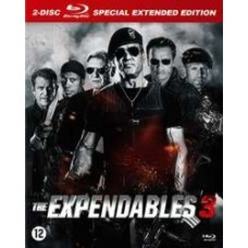 The Expendables 3 [Special Extended Edition] [2Blu-ray]