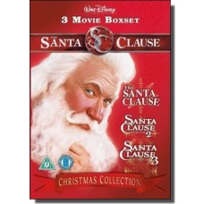 The Santa Clause Movie Collection [3DVD]