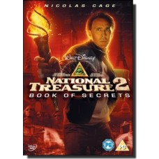 National Treasure: Book of Secrets [DVD]