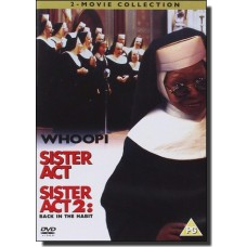 Sister Act | Sister Act 2 - Back in the Habit [2DVD]