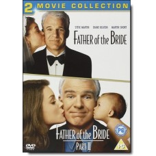 Father of the Bride / Father of the Bride 2 [2DVD]