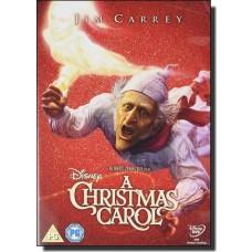A Christmas Carol (2009) [DVD]