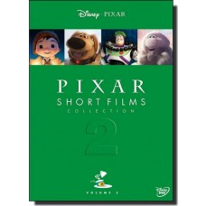 Pixari lühimultikate kogumik - 2. osa / The Pixar Short Films Collection Vol. 2 [DVD]