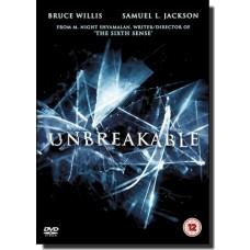 Unbreakable [DVD]