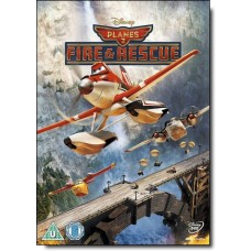 Planes 2: Fire & Rescue [DVD]