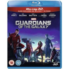 Guardians of the Galaxy [2D+ 3D Blu-ray]