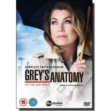 Grey's Anatomy: Series 12 [6DVD]