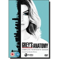 Grey's Anatomy: Series 13 [6DVD]