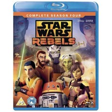 Star Wars Rebels: Complete Season 4 [2Blu-ray]