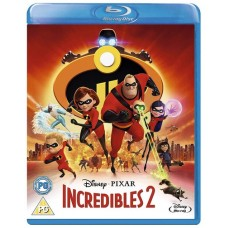 Incredibles 2 [Blu-ray]