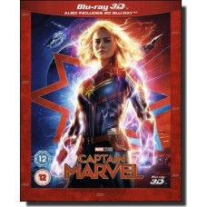 Captain Marvel [2D+3D Blu-ray]