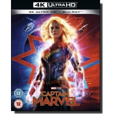 Captain Marvel [4K UHD+Blu-ray]