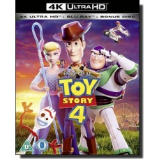 Toy Story 4 [4K UHD+Blu-ray]