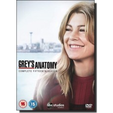 Grey's Anatomy: Complete Fifteenth Season [7DVD]
