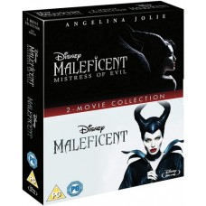 Maleficent: 2-movie Collection [2x Blu-ray]