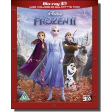 Frozen II [2D+3D Blu-ray]