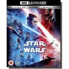 Star Wars: Episode IX - The Rise of Skywalker [4K Ultra HD+ Blu-ray]