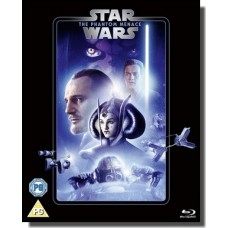 Star Wars Episode I: The Phantom Menace [Blu-ray]