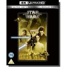 Star Wars Episode II: Attack of the Clones [4K UHD+ Blu-ray]