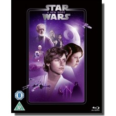 Star Wars Episode IV: A New Hope [Blu-ray]
