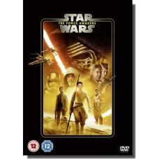Star Wars Episode VII: The Force Awakens [DVD]