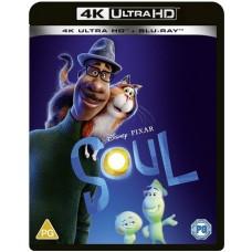 Soul [4K UHD+Blu-ray]